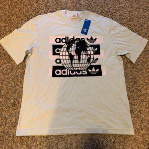 Men's Adidas Originals R.Y.V. Message Tee